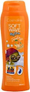 Cosmaline Soft Wave Kids Vanilla Apricot Shower Gel  400 ml