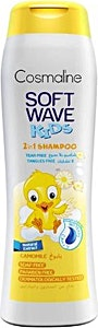 Cosmaline Soft Wave Kids Camomile Shampoo 400 ml