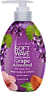 Cosmaline Soft Wave Hand Wash Grape Almond 550 ml
