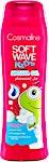 Cosmaline Soft Wave Kids Strawberry & Vanilla Shower Gel  400 ml