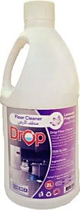 Chemex Drop Floor Cleaner Lavender Liquid 2 L