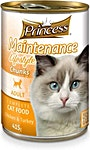 Prince Adult Cat Food Chicken & Turkey Can 405 g