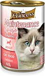 Prince Adult Cat Food Salmon Can 405 g