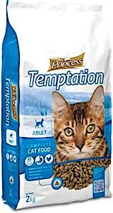 Prince Temptation Adult Cat Dry Food 2 kg