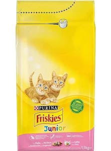 Friskies Junior Chicken & Vegetables For Cats 1.5 kg