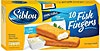 Siblou 10 Fish Fingers - 250 g