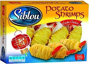 Siblou Potato Shrimps 300 g