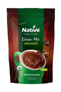 Native Organic Cocoa Mix Powder 400 g