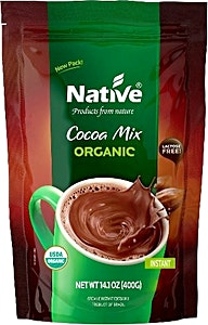 Native Organic Cocoa Mix Powder 400 g