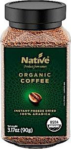 Native Organic Instant Coffee 90 g