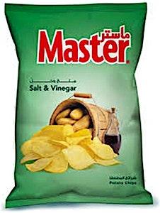 Master Salt & Vineger 80 g