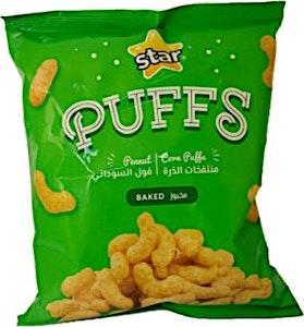 Star Puffs Baked Peanut 32 g