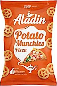 Aladin Potato Munchies Pizza 60 g