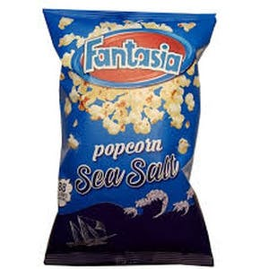 Fantasia Popcorn Sea Salt 20 g
