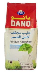 Dano Powder Full Cream Milk Pouch 900 g