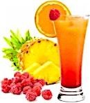 Cocktail Juice Bottle