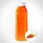 Carrot Juice Bottle