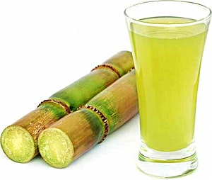 Sugarcane Juice Bottle