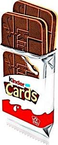 Kinder Cards 25.6 g