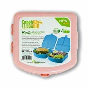 Freshlife Lunch Box 4 Compartment