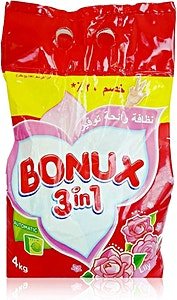 Bonux Lily 4 kg 20% Offer